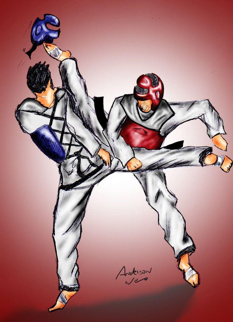 Taekwondo Cartoon Wallpapers   Top Taekwondo Cartoon 760x1052