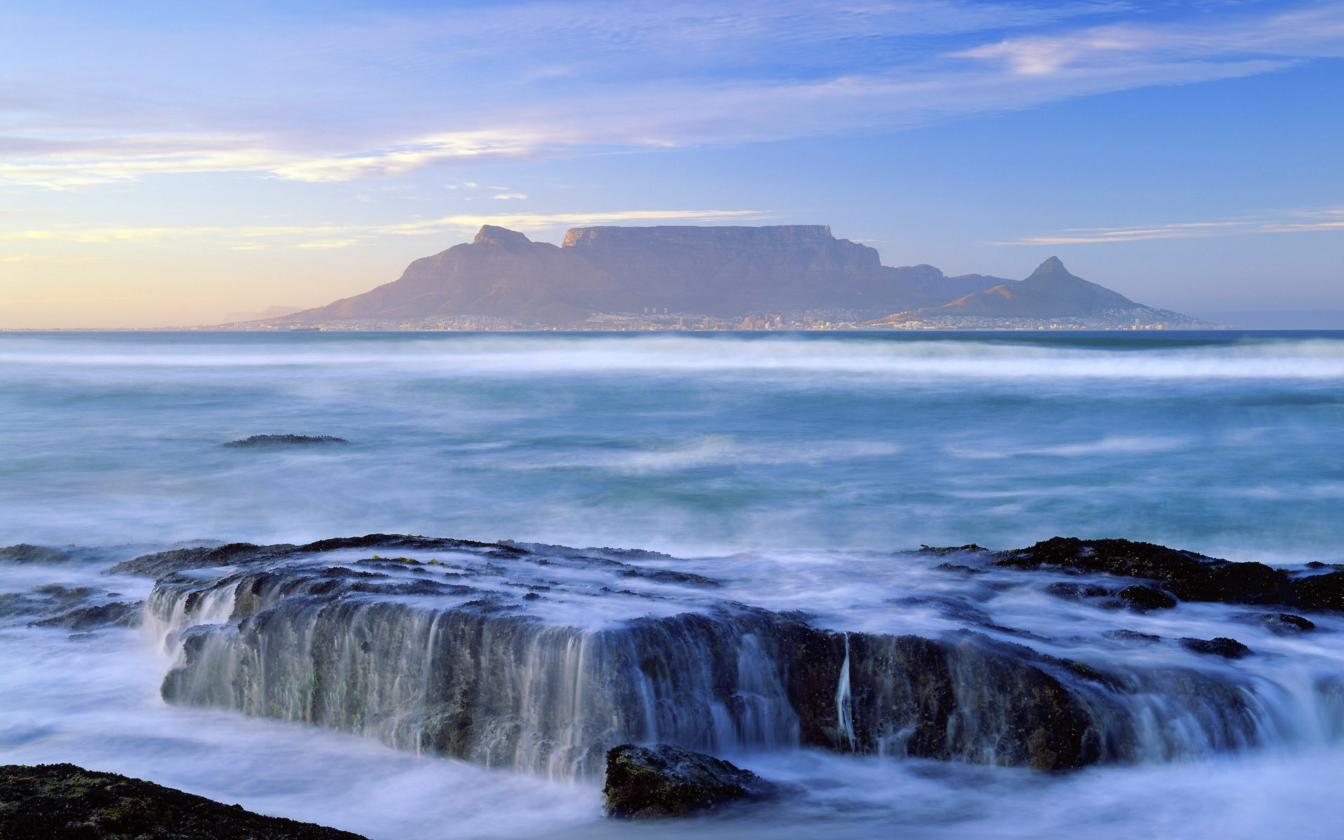 Table Mountain National Park South Africa   Wallpaper 427 1920x1200