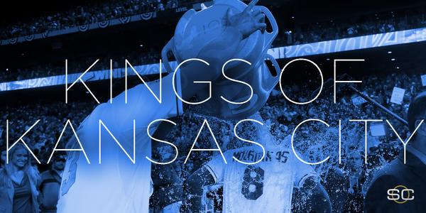 The Kansas City Royals are going to the World Series They finish a 600x300