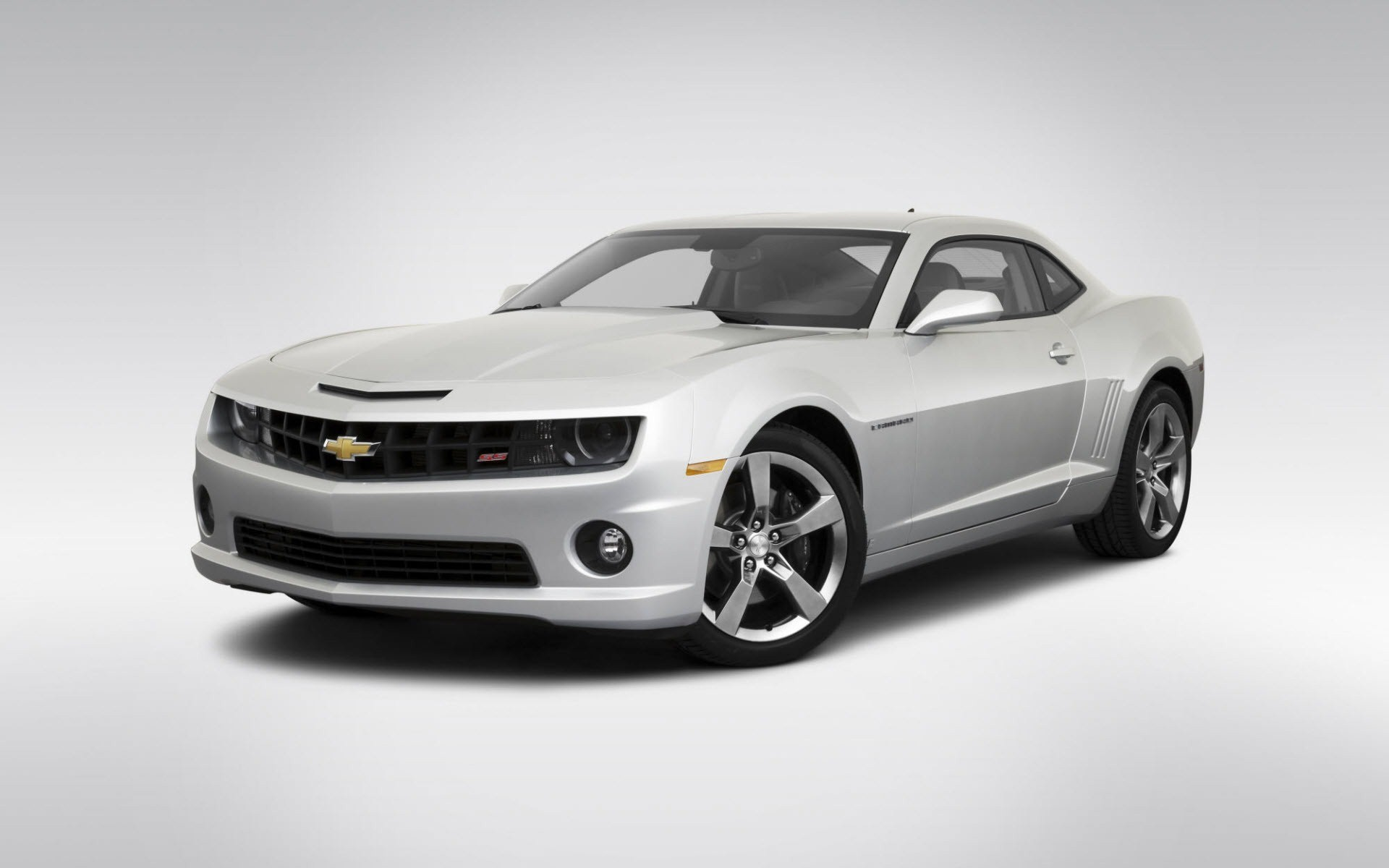 Silver Chevrolet Camaro 2SS Car Wallpapers HD Wallpapers 1920x1200