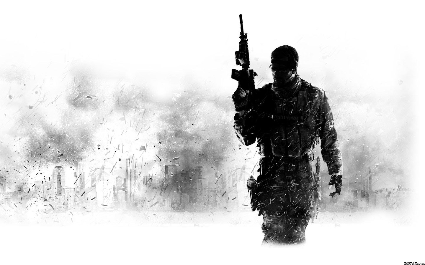 call of duty mw3 wallpaper 1 call of duty mw3 wallpaper 2 call of duty 1440x900