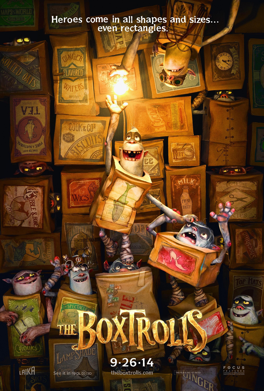 Boxtrolls 2014 Movie Poster Wallpaper 2875   Ongur 2025x3000