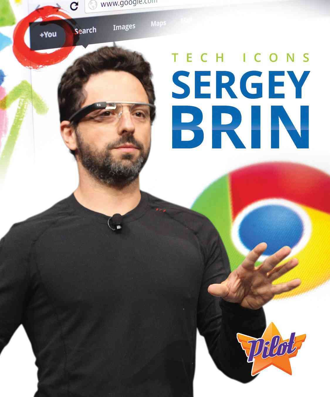 Sergey Brin GOOGLE 434 BILLON With images Hardcover Book 1125x1350