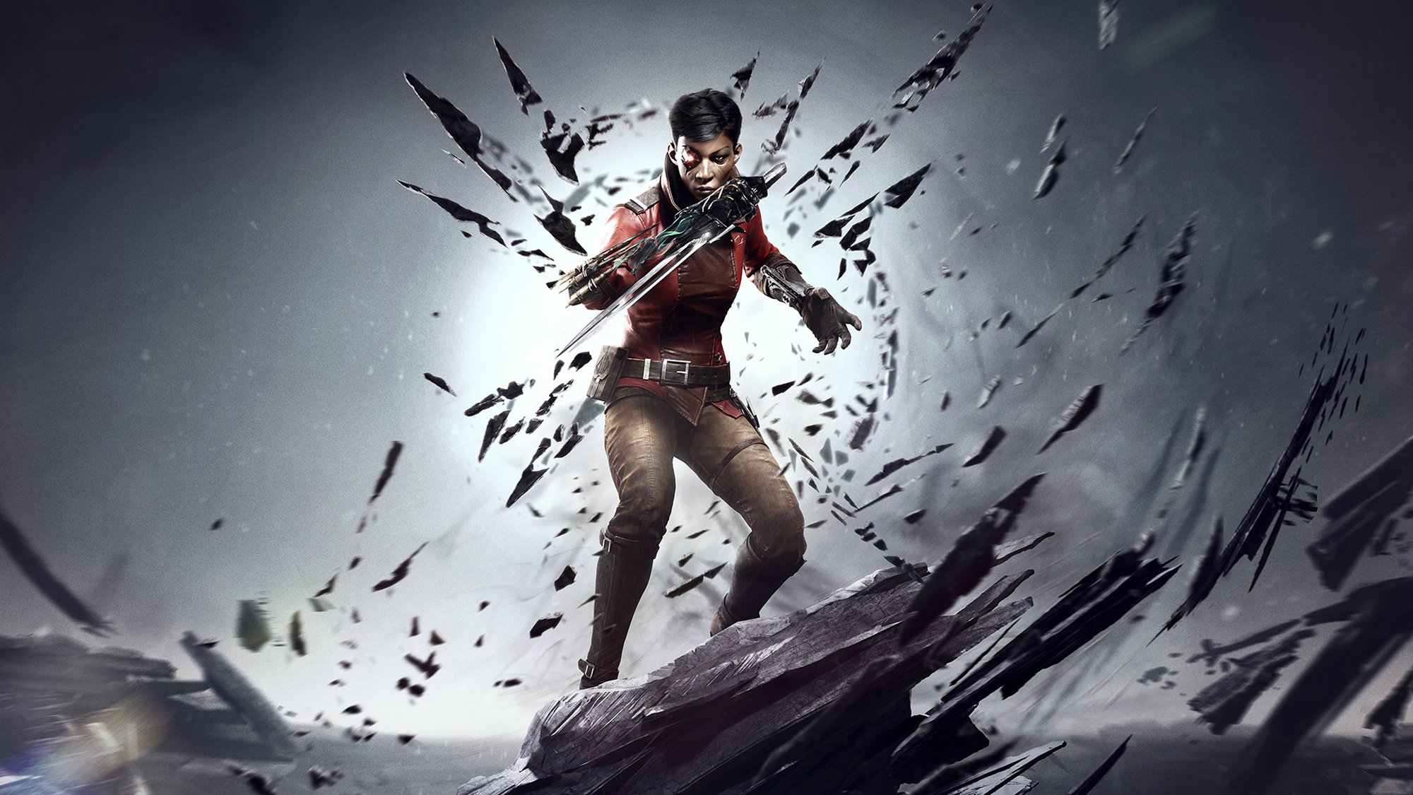 Dishonored Death of the Outsider HD Wallpaper Background Image 2000x1125