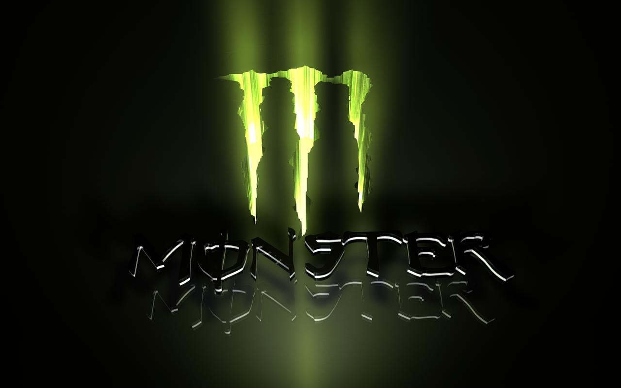 energy logo drink desktop wallpaper download monster energy logo 1280x800