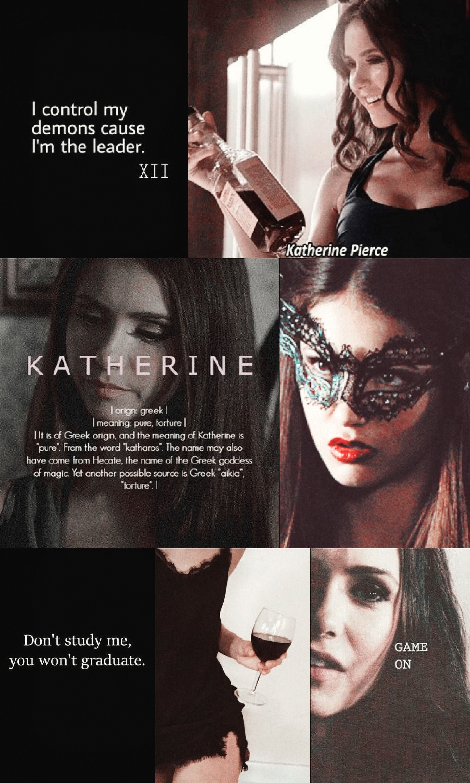 Katherine Pierce Wallpaper Katherine pierce Vampire diaries 1842x3072