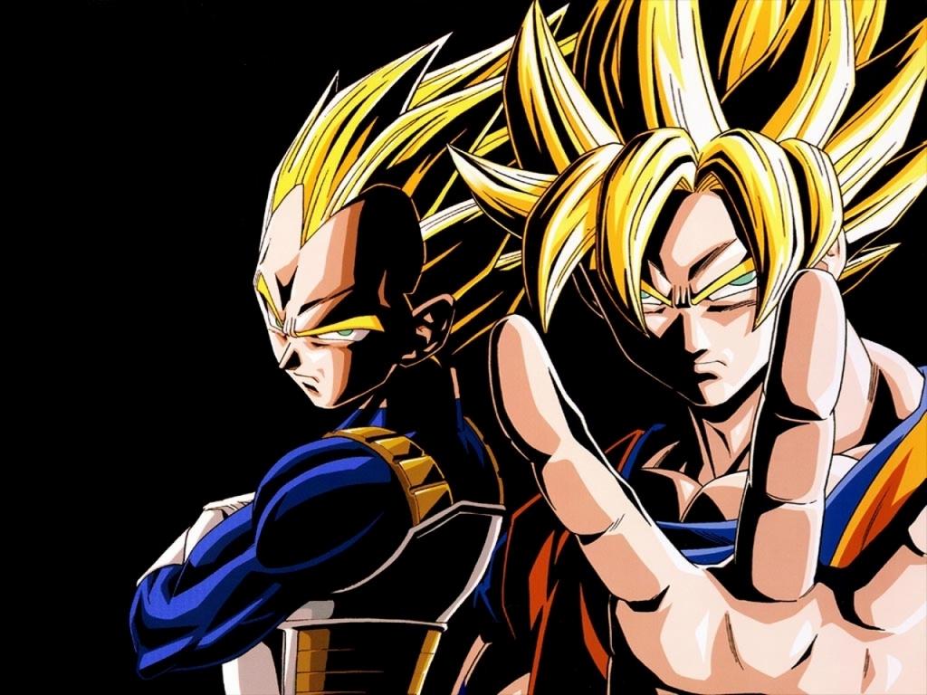 Dragon Ball Z Af Wallpapers Goku New hd wallon 1024x768