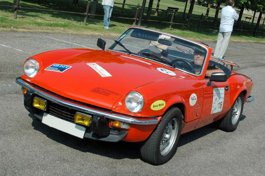 Triumph Spitfire 1500 Pictures Wallpapers   Wallpaper 6 of 6 930x618