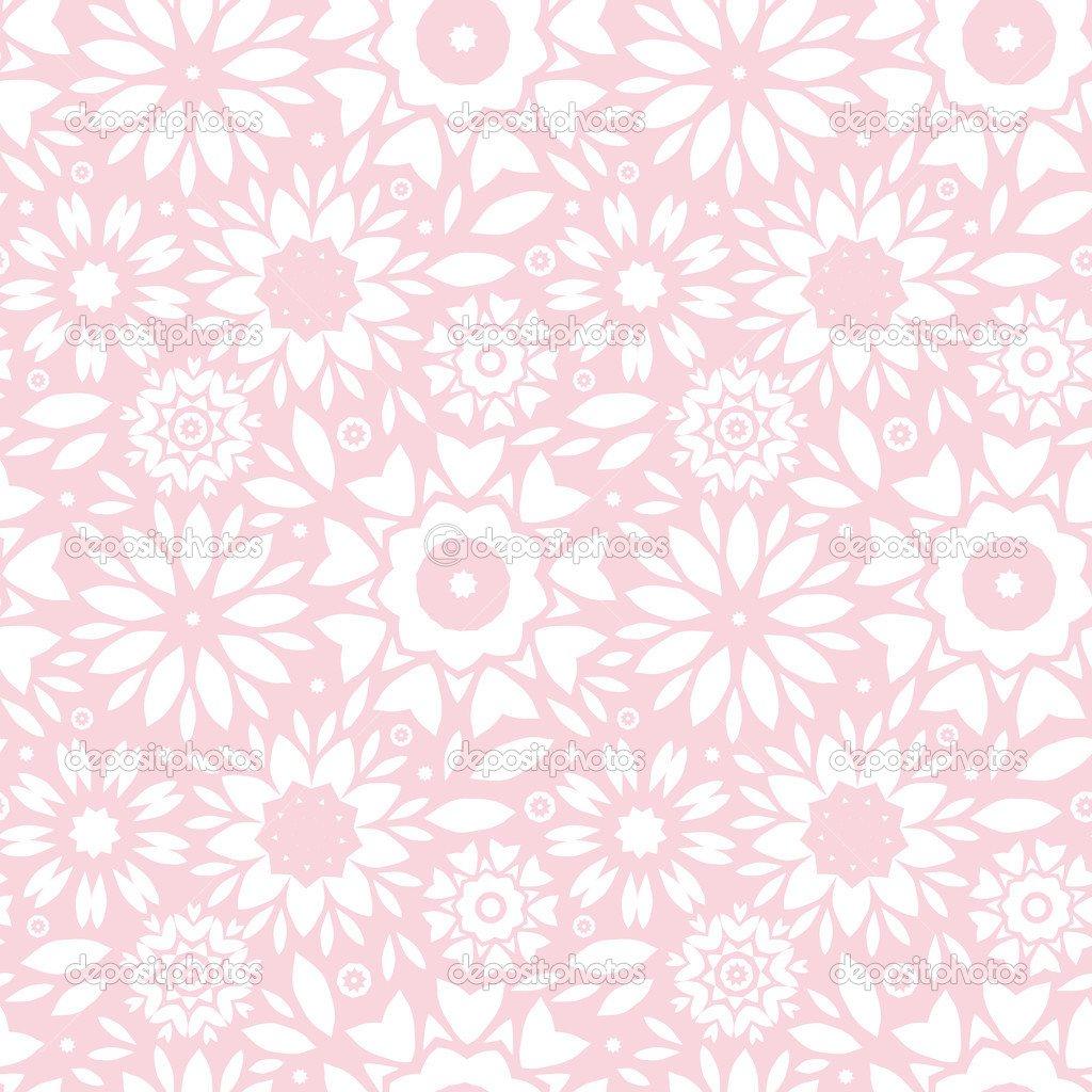 light pink flower wallpaper wallpapersafari