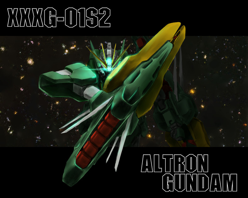 altron gundam   Mobile Suit Gundam Wing Wallpapers theAnimeGallery 790x632