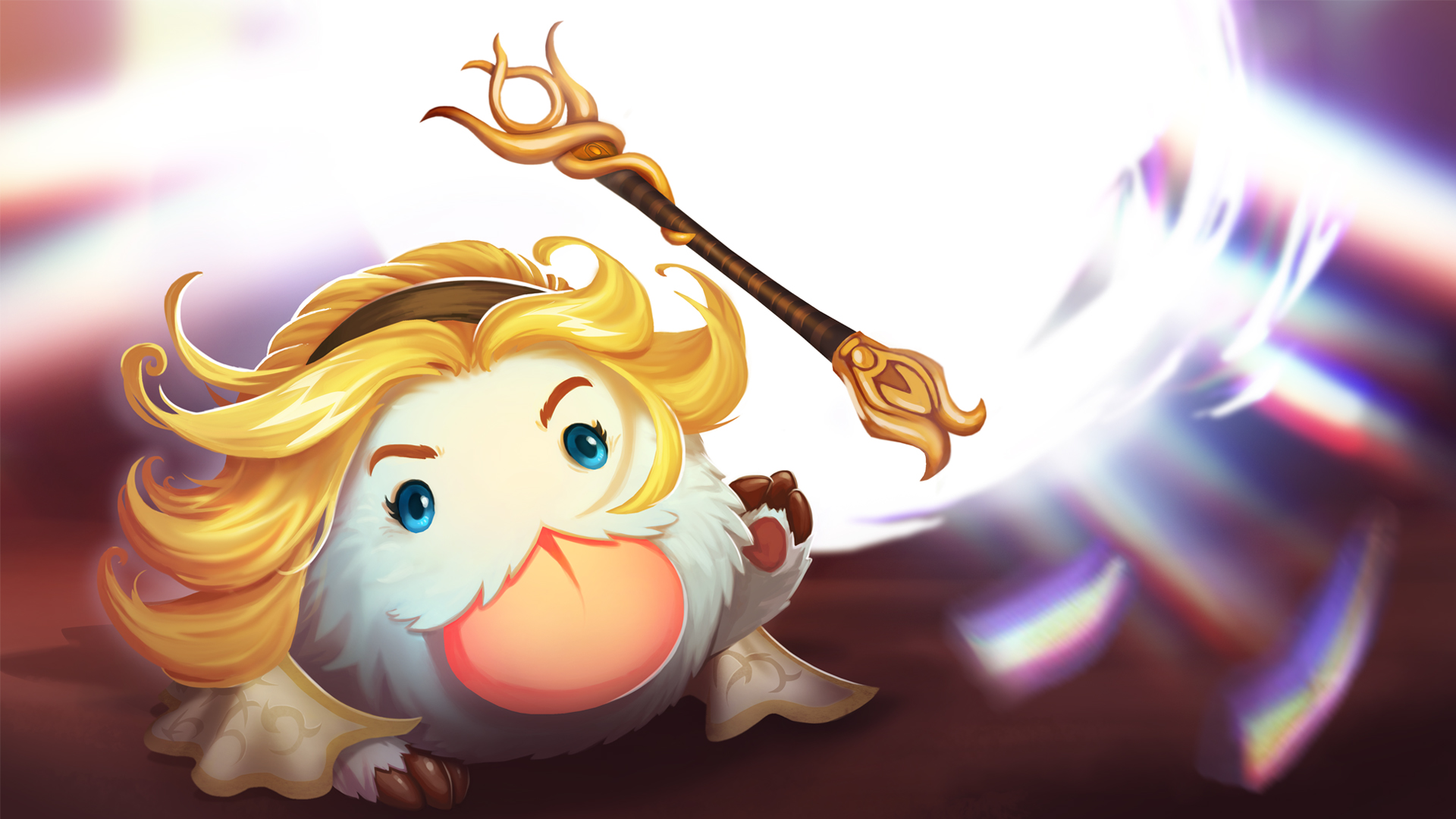 Lux Poro LoL Wallpapers 1920x1080