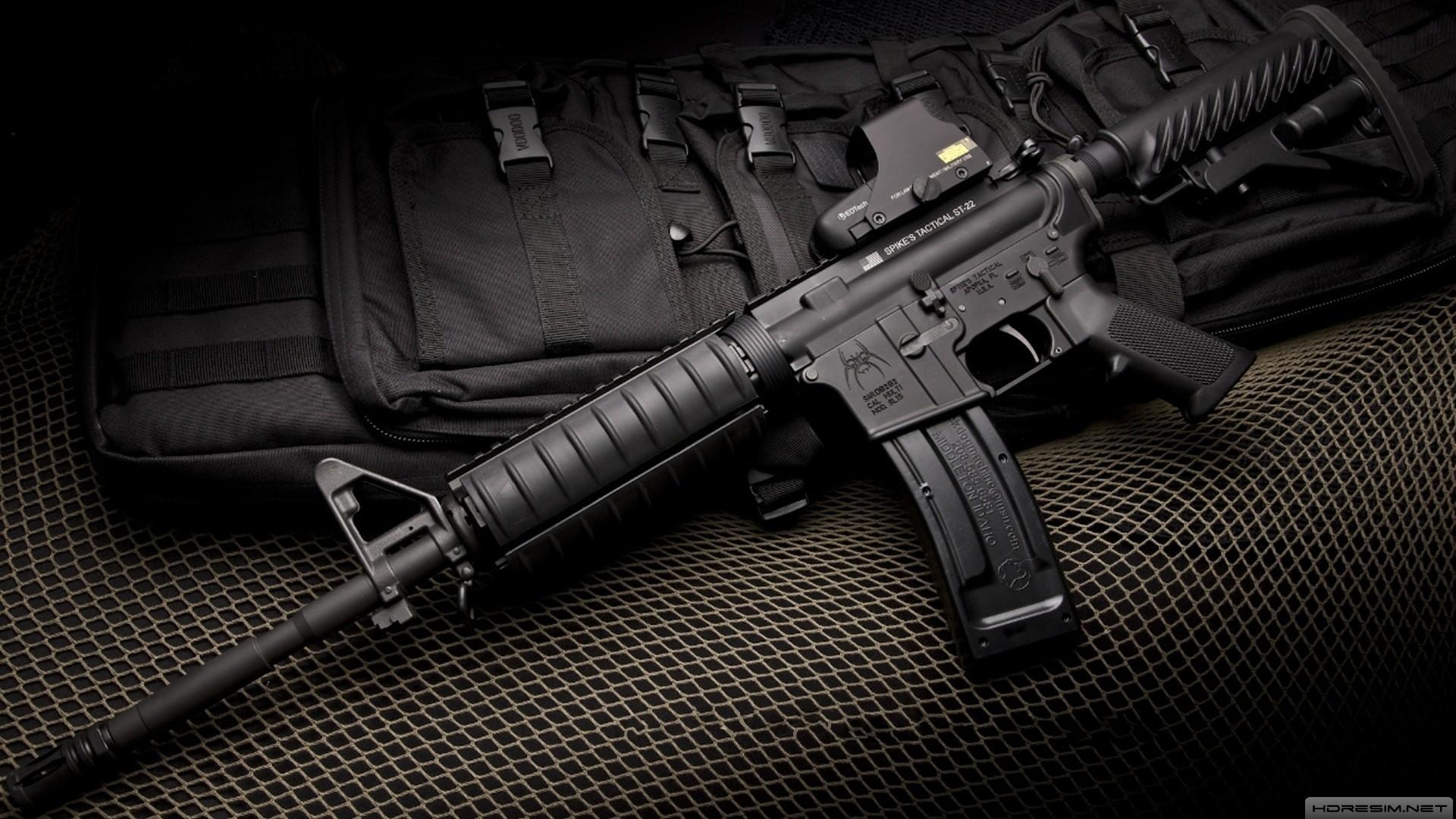 M4 Carbine Wallpaper - WallpaperSafari