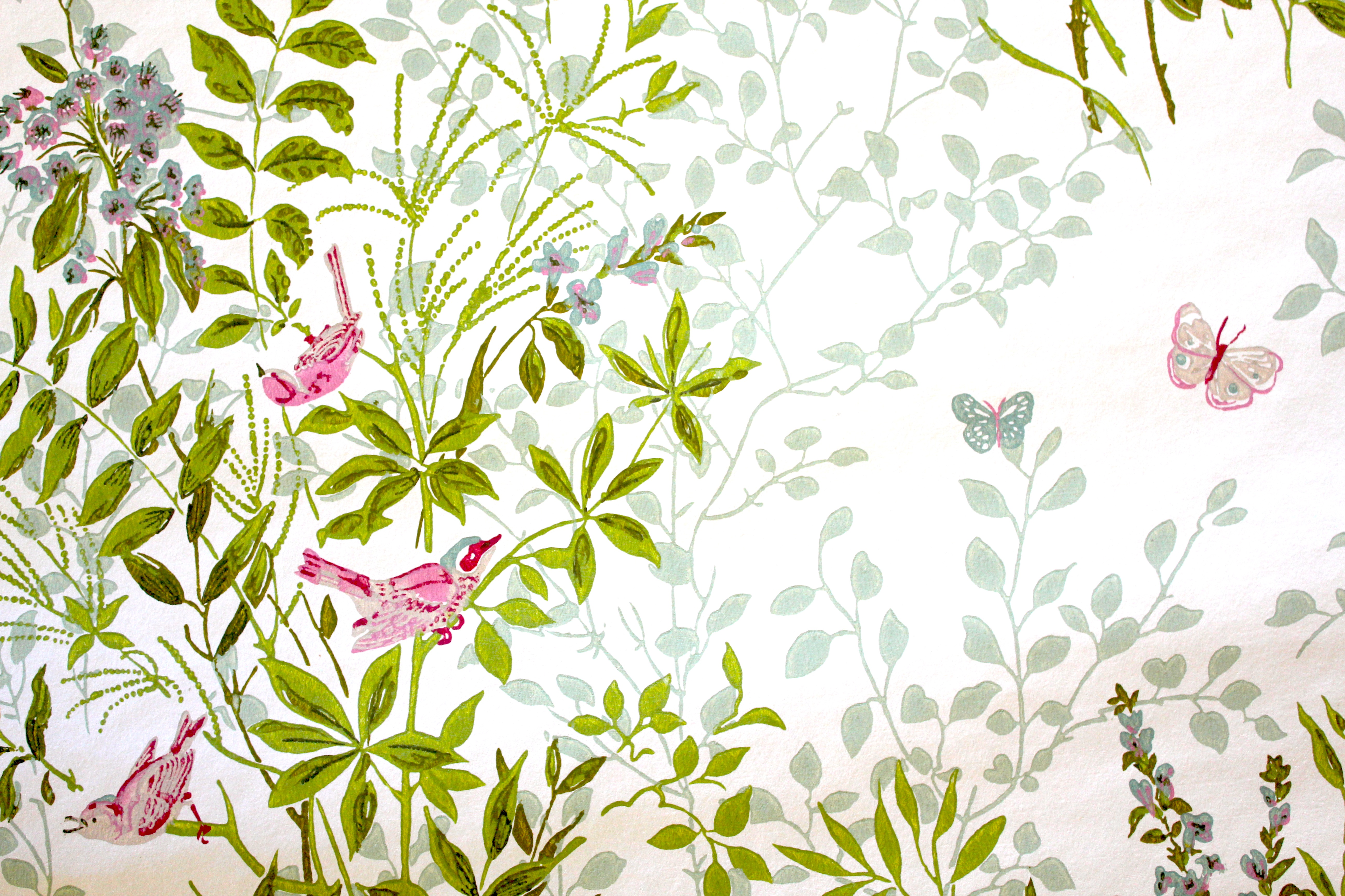 Wallpaper For Baby S Room Wallpapersafari