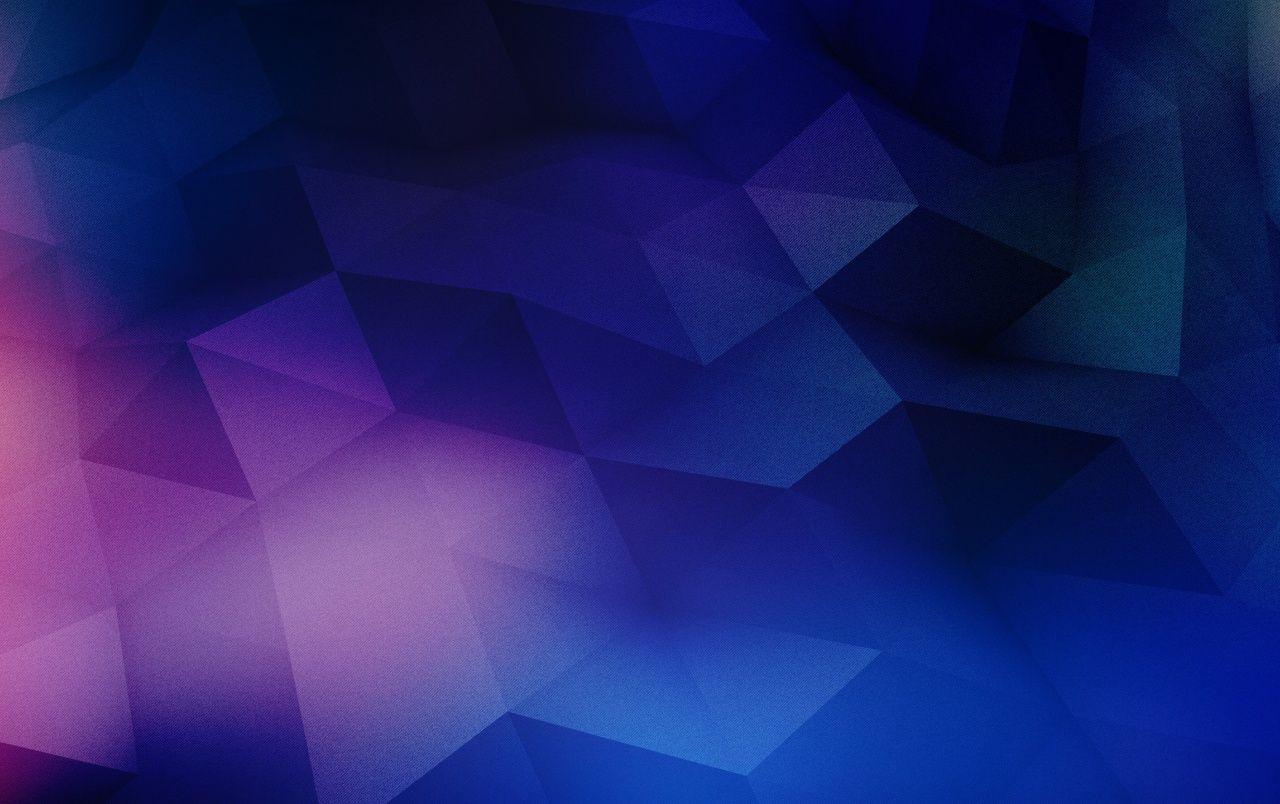 Blue Geometric Wallpapers   Top Blue Geometric Backgrounds 1280x804