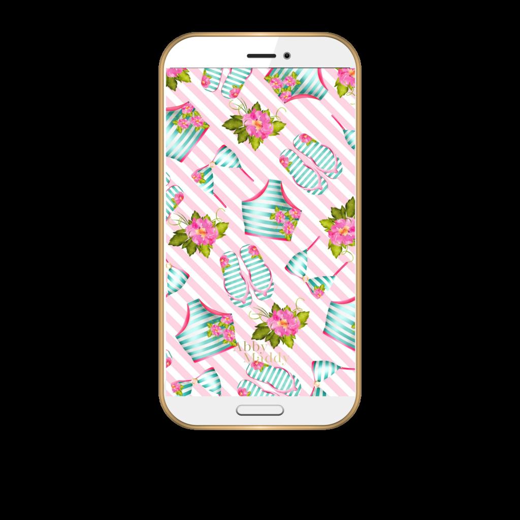 Phone Wallpaper Tankini Abby Maddy Company 1024x1024