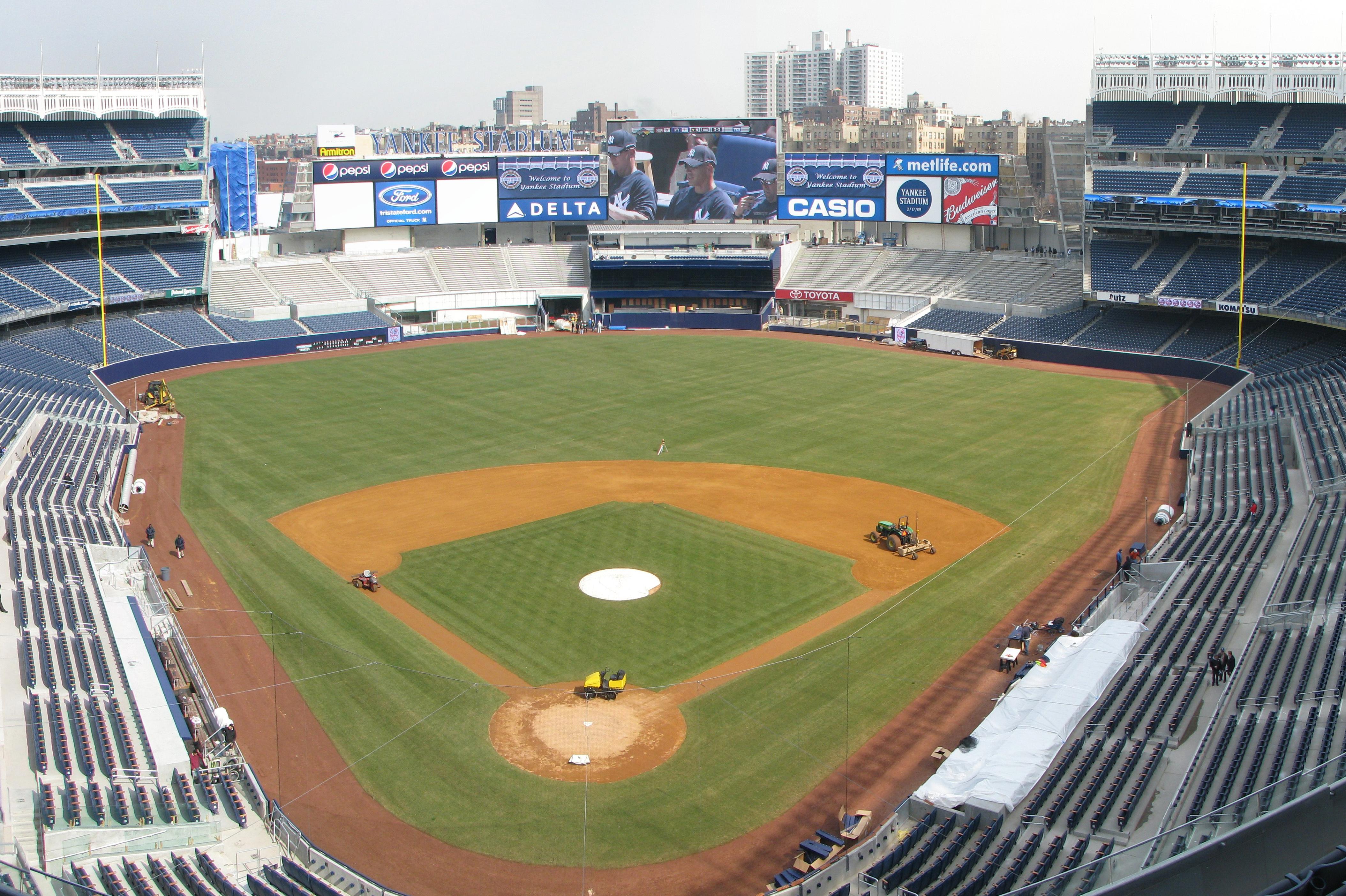 46 Free Yankee Stadium Wallpaper On Wallpapersafari