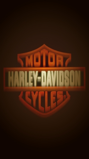 Harley Davidson Cycle Mobile Phone Wallpapers 360x640 Hd Wallpaper For 360x640