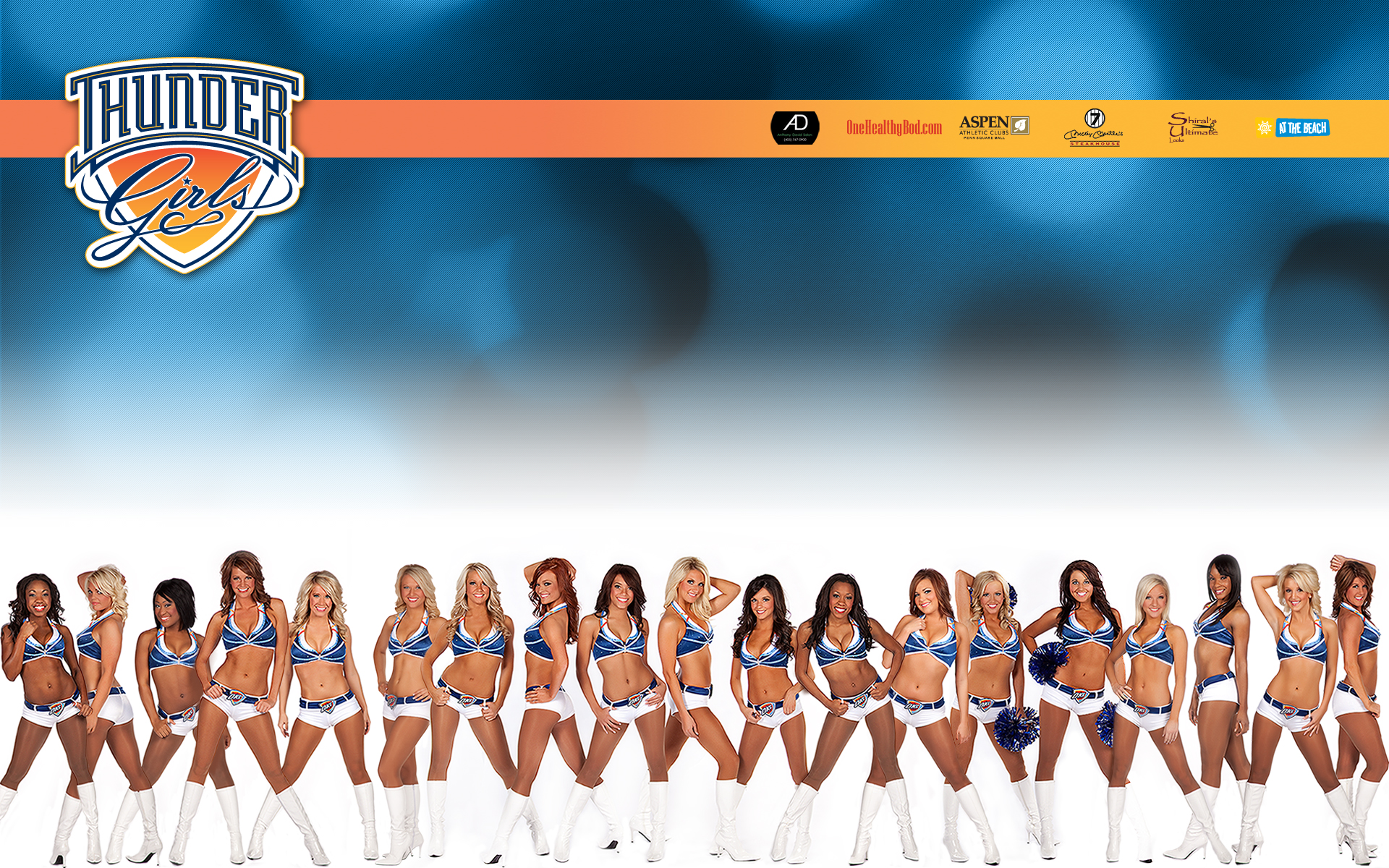 Oklahoma City Thunder Wallpaper 2014 - WallpaperSafari