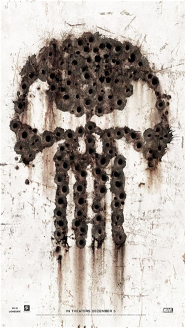 Punisher Skull Logo Iphone Wallpapers 5 S 4 3g Car