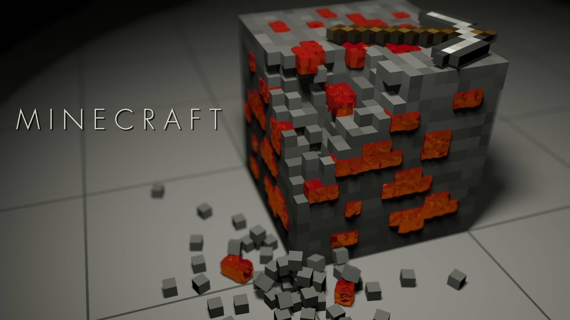 40 Minecraft Redstone Wallpaper On Wallpapersafari