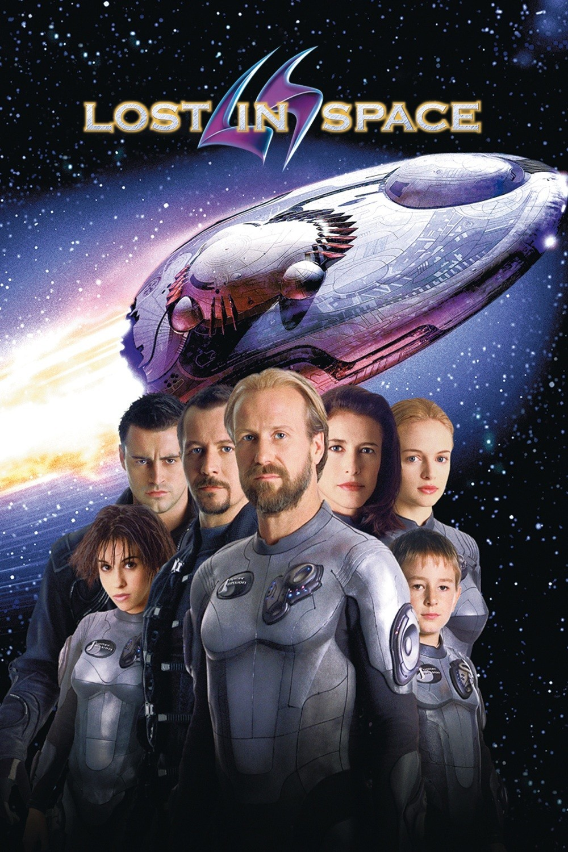 Lost in Space poster HD Desktop Wallpapers 1000x1500