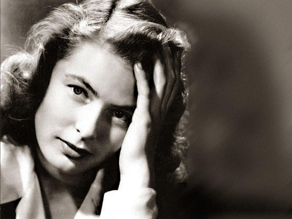 Ingrid Bergman Wallpapers 1024x768