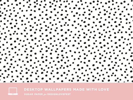 To Download The SMALL BLACK DOTS 25208 DESKTOP WALLPAPER HTML Code