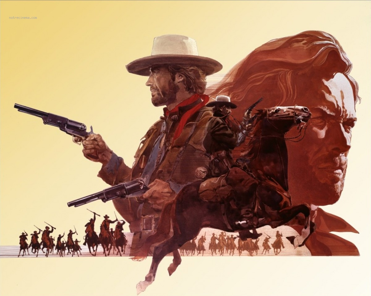 JOSEY WALES HORS LA LOI THE OUTLAW JOSEY WALES VOSTFR VF 1976 Le 1200x957