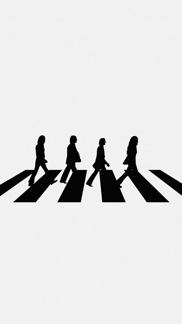 Beatles Wallpaper Iphone 5 640x1136