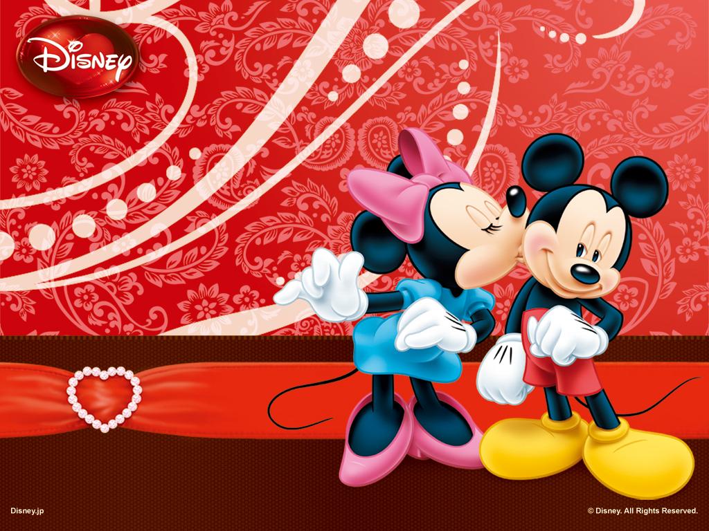 Mickey and Minnie Wallpaper   Mickey and Minnie Wallpaper 6227620 1024x768