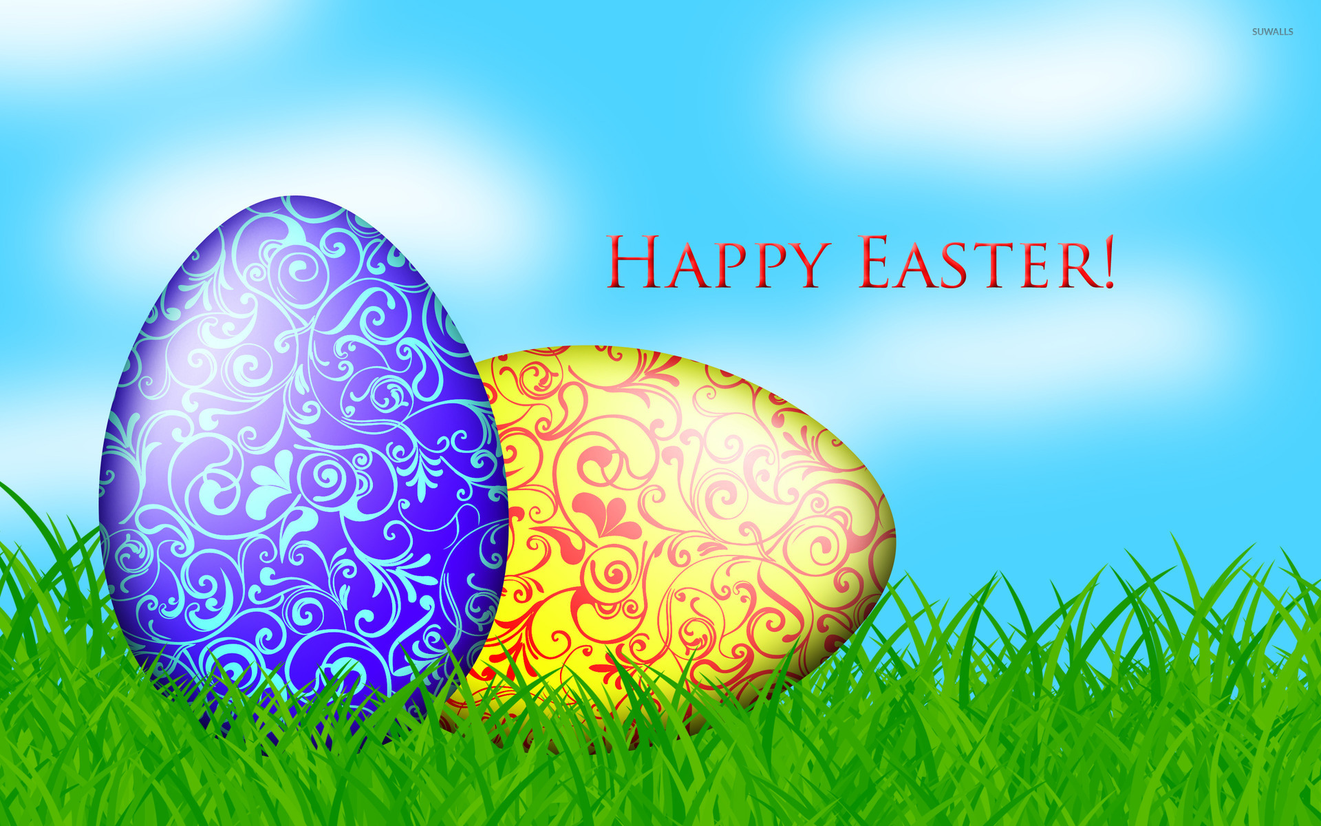 Happy Easter [4] wallpaper   Holiday wallpapers   29907 1920x1200