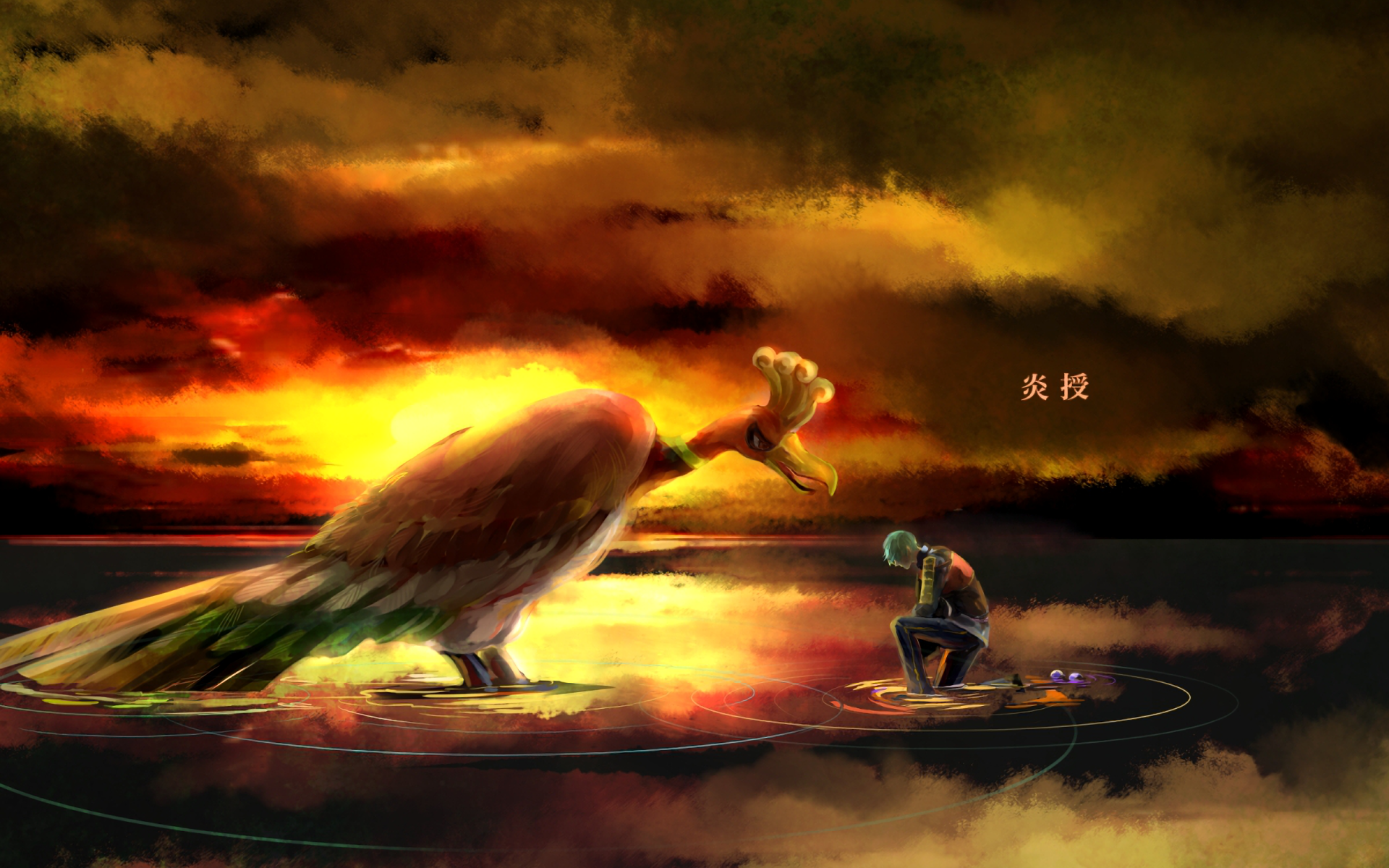 33 Ho oh Pokmon HD Wallpapers Background Images 1920x1200