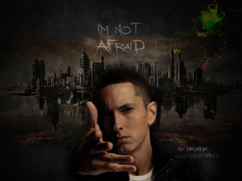 Eminem Wallpaper Not Afraid 1024x768
