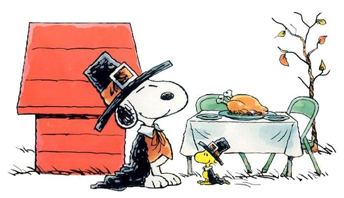 Snoopy Thanksgiving Desktop Backgrounds Snoopy thanksgiving wallpaper 700x404