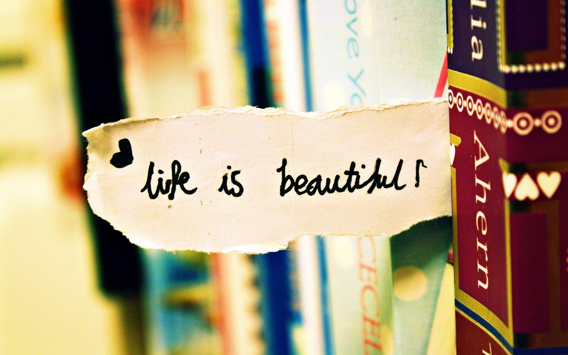 life is beautiful wallpaper which is under the life wallpapers 1920x1200
