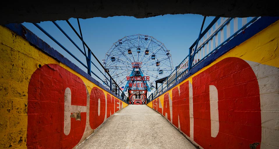 Bing Images   Coney Island   Ferris wheel on Coney Island New York 958x512