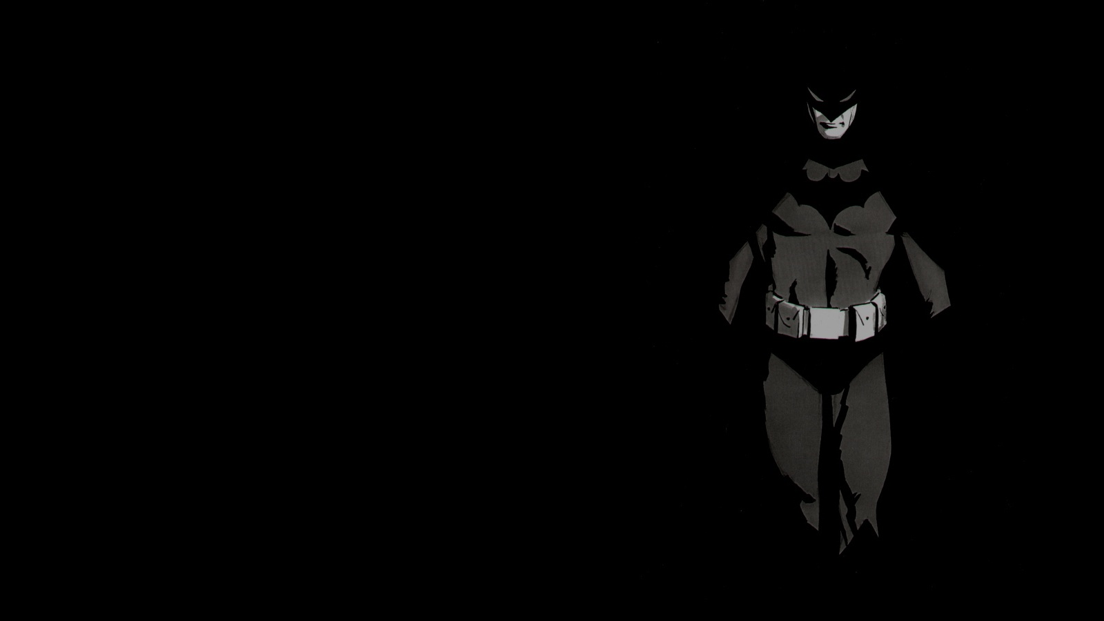 Shadow Of The Bat HD Wallpapers Backgrounds 1600x900