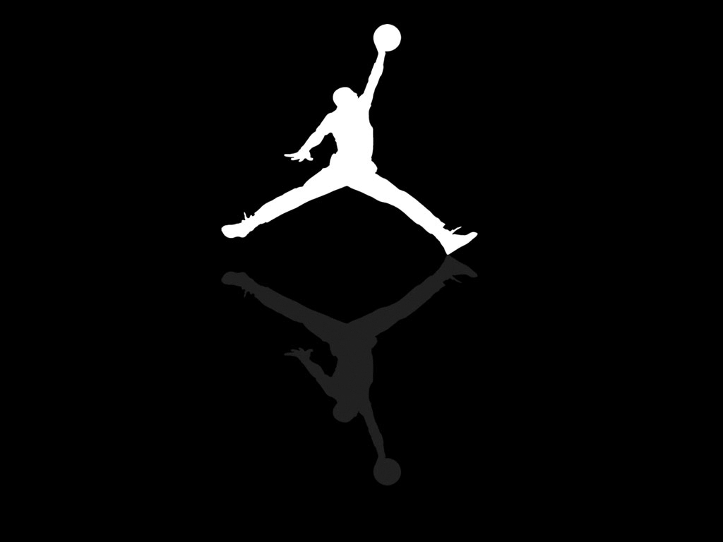 air jordan logo wallpaper 6218 hd wallpapersjpg 1024x768