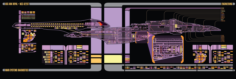 Dual Monitor Star Trek Wallpaper Wallpapersafari