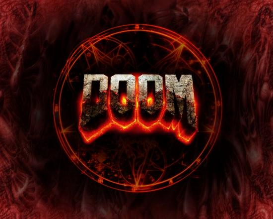 First Doom 4 Wallpapers More To Follow 550x440