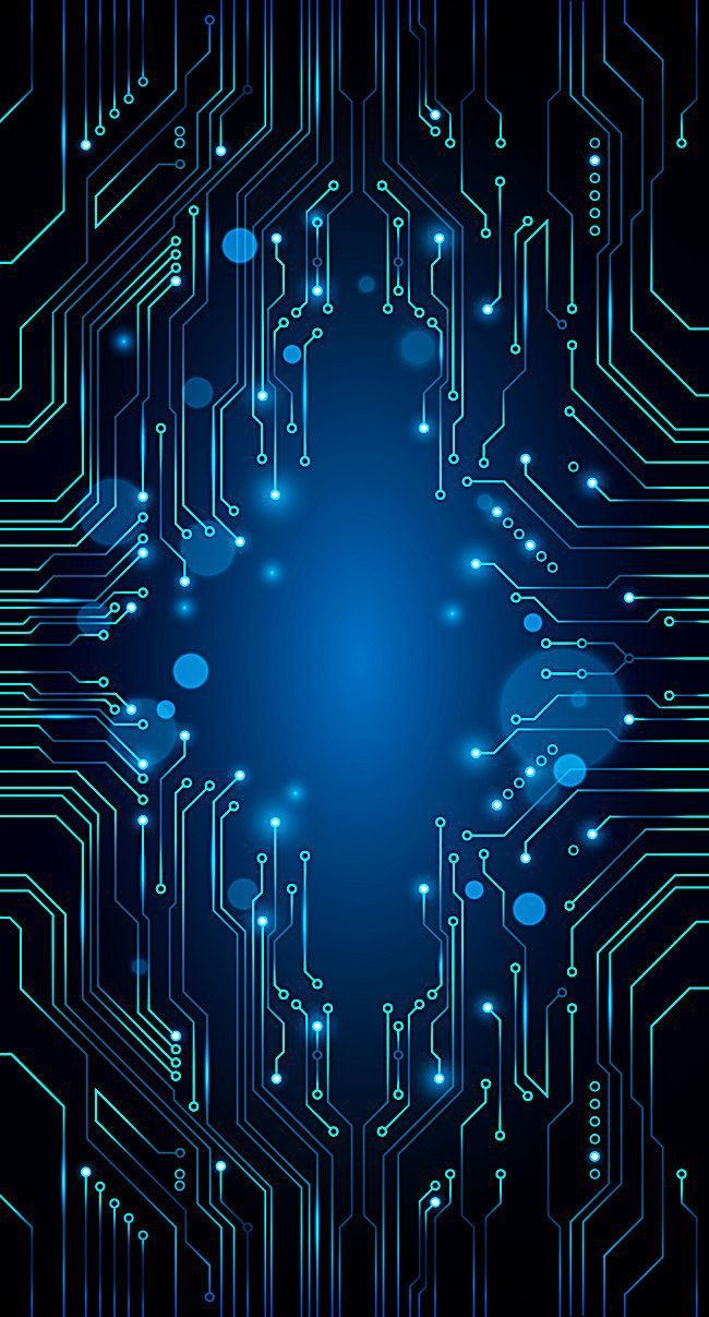 Tech Wallpapers for iPhone Technology wallpaper Circuit diagram 650x1207