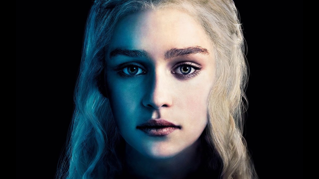 DAENERYS TARGARYEN Emilia Clarke Hottest Game of Thrones 1280x720