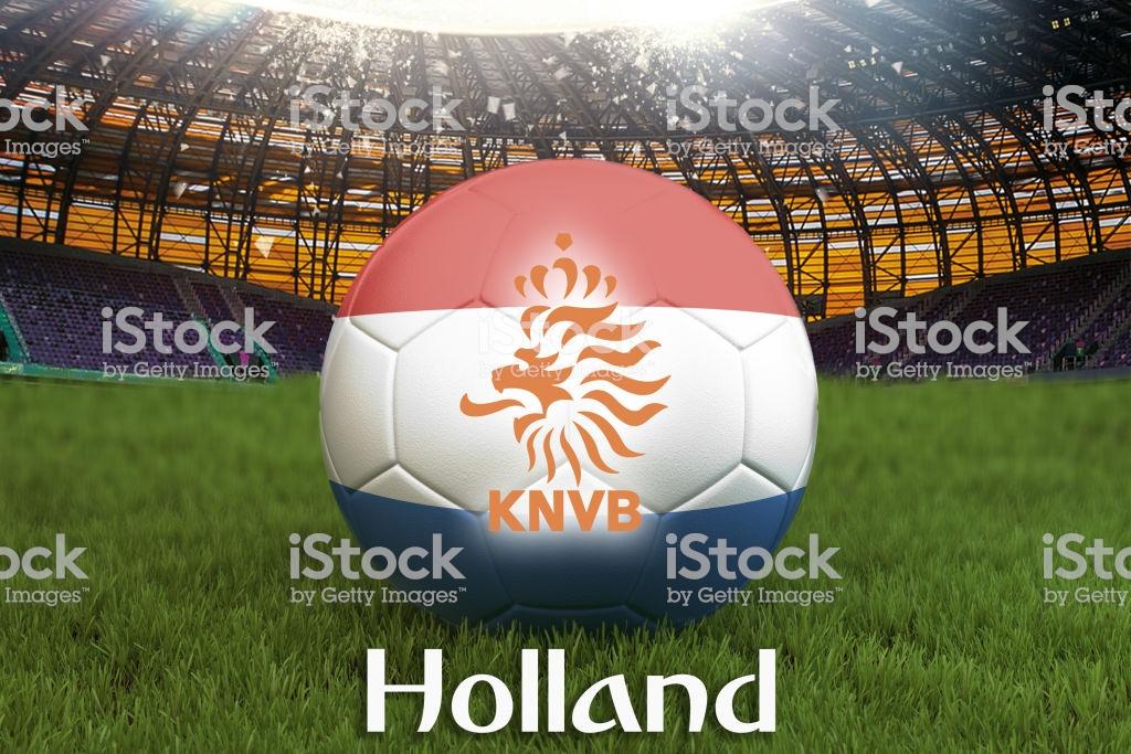 Holland On Netherlands Language On Football Team Ball On Big 1024x683