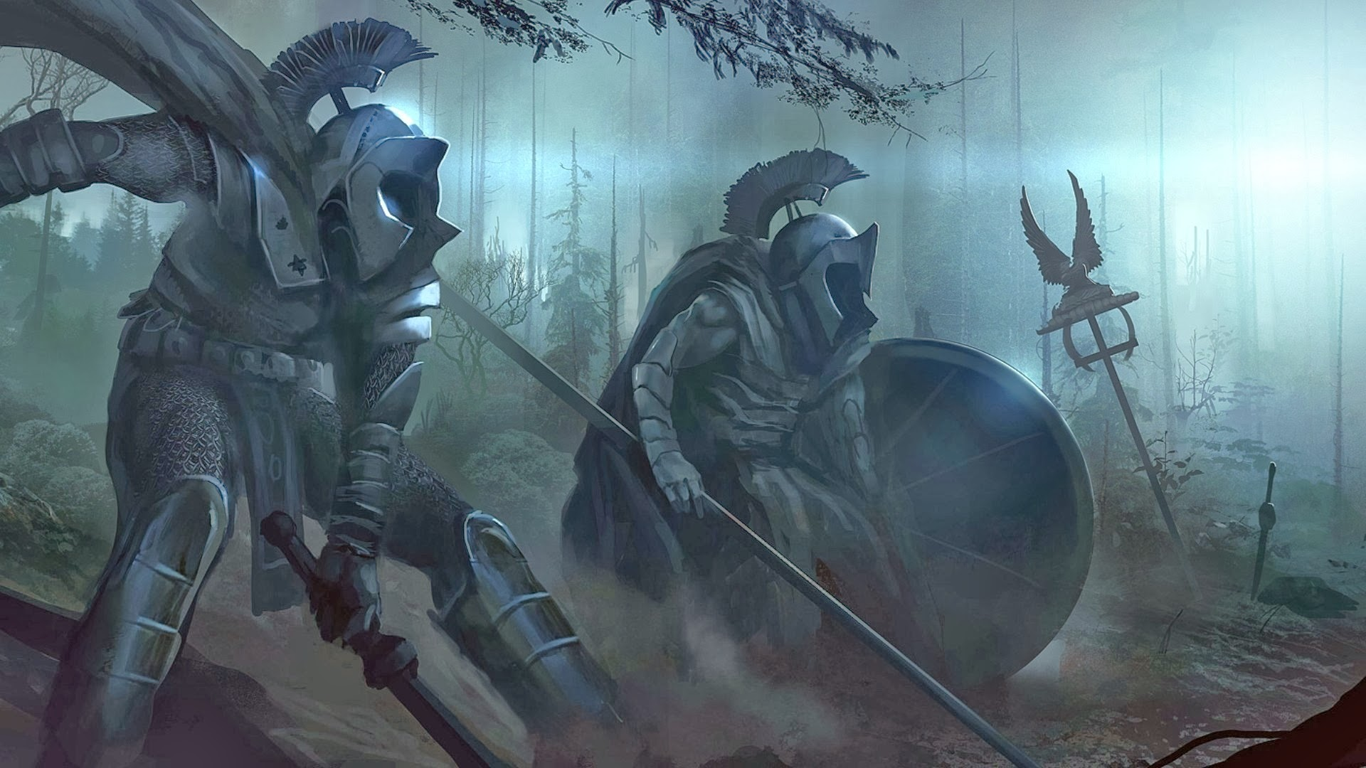 spartan warriors wallpaper hd soldier armor shield weapon fantasy 1920 1920x1080