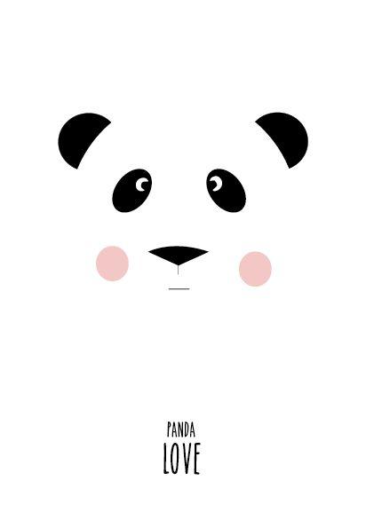 Panda love iPhone wallpaper iPhone wallpaper Pinterest 412x586
