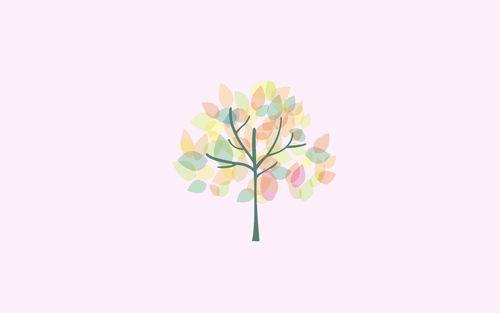 Spring tree art picture Random Desktop Wallpapers Pinterest 500x313