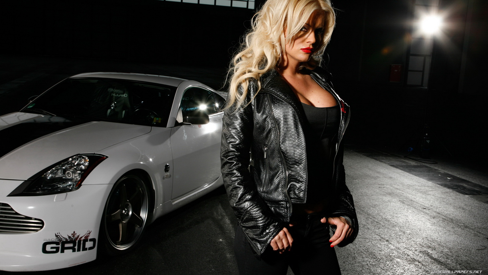 Beautiful Cars wallpapers girls and cars wallpaper hd 1600x900