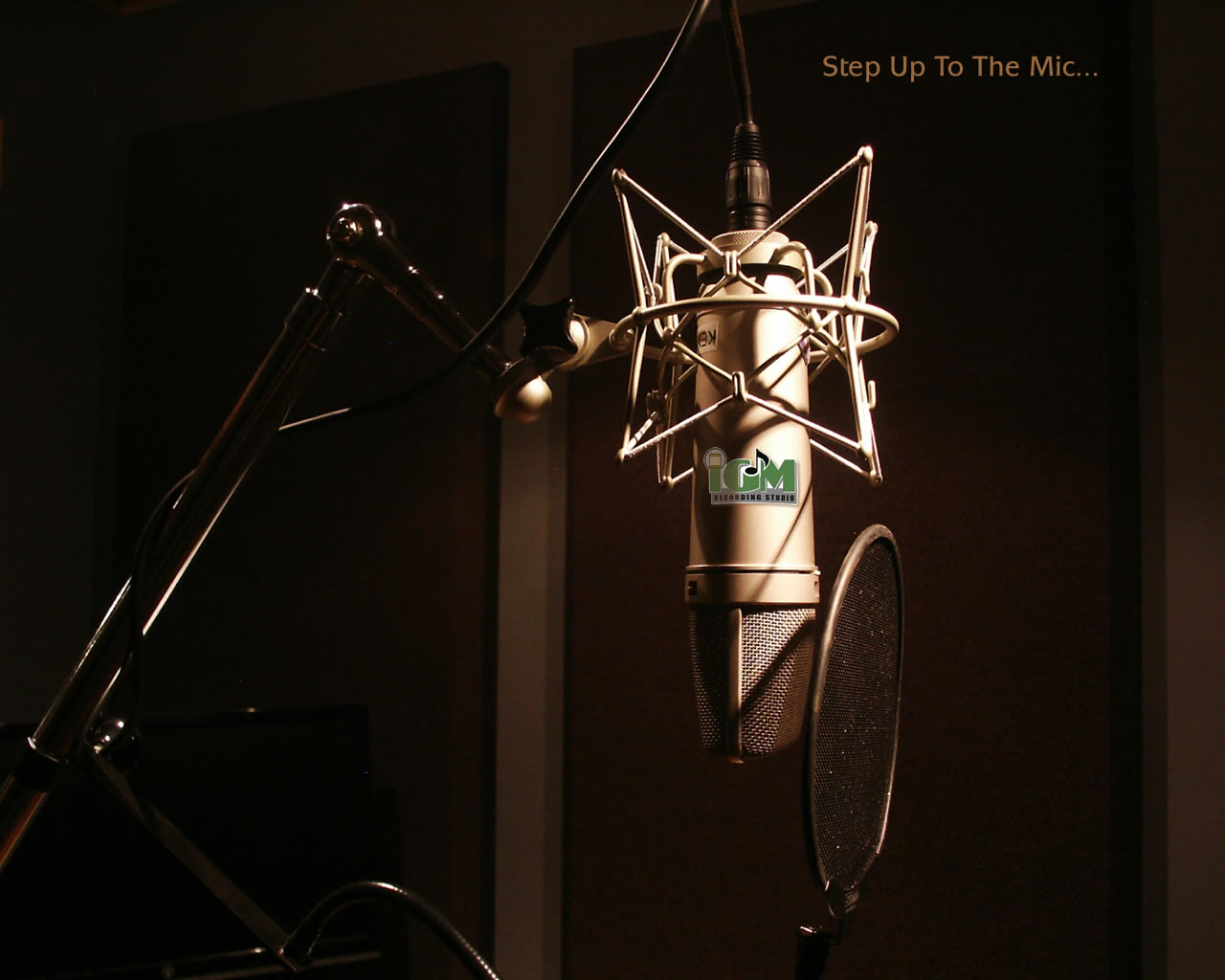 Recording Studio Wallpaper 29170 Hd Wallpapers Background   HDesktops 1280x1024