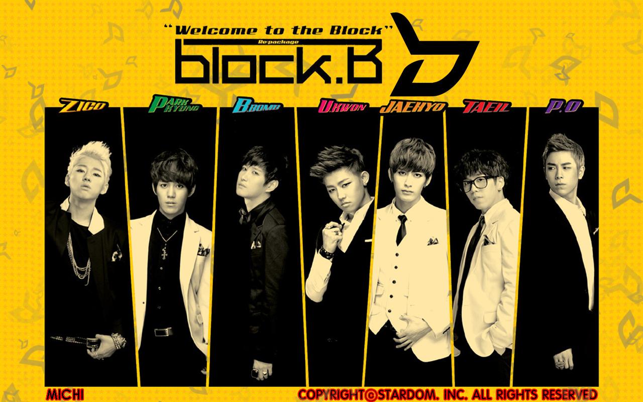 Block b images Block B wallpaper photos 33922718 1280x800