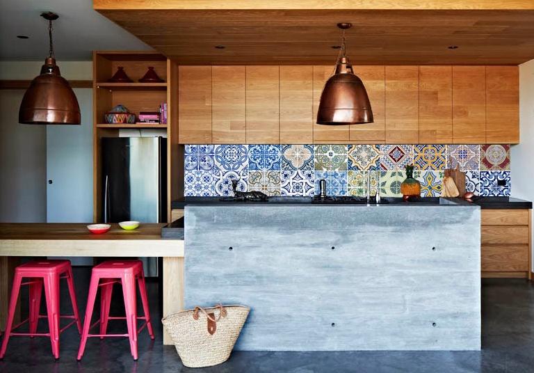 Kitchenwalls wallpaper for your kitchen backsplash 768x536